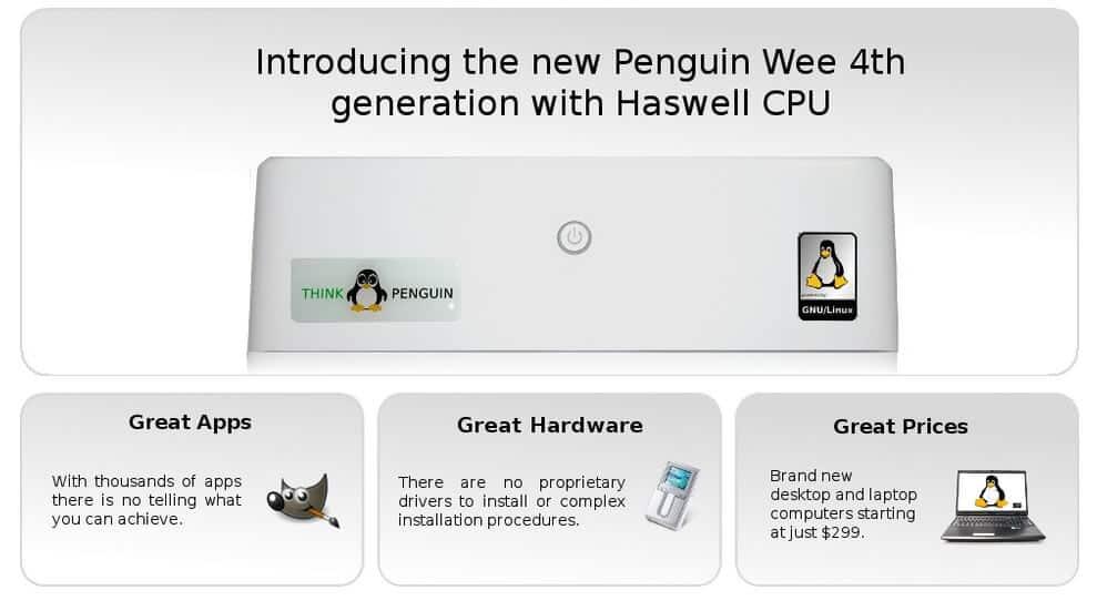 thinkpenguin-preinstalled-linux-desktops